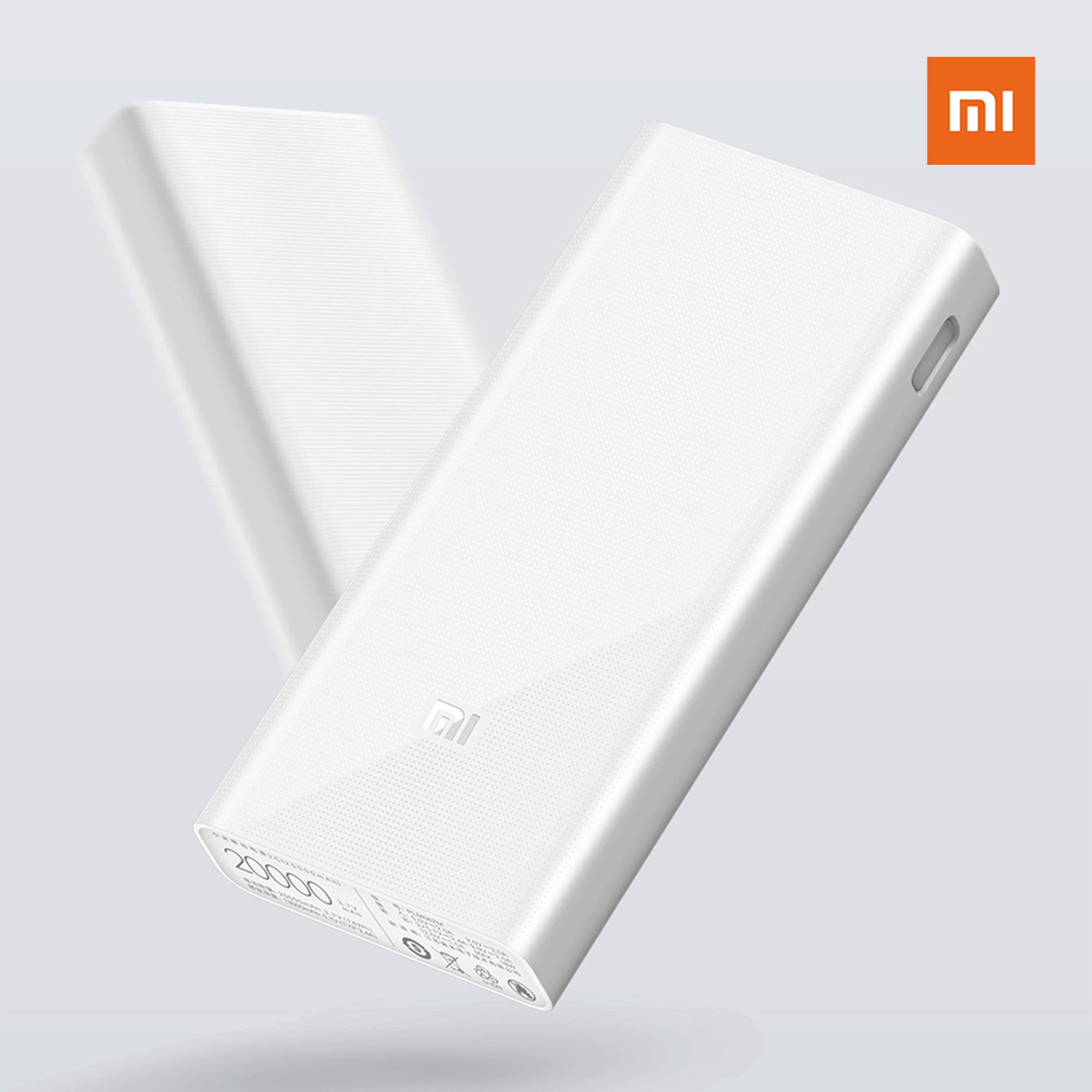 Mi PowerBank 20000mah 2C
